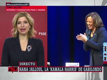 Hana Jalloul, en ARV.