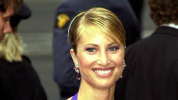 Eva Sannum, en una imagen de archivo de la época en que salía con Felipe VI
