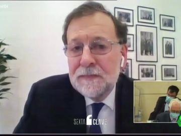 """Las frases de Rajoy en su declaración por la caja B del PP: del """"metafísicamente imposible"""" a """"las personas somos distintas"""""""