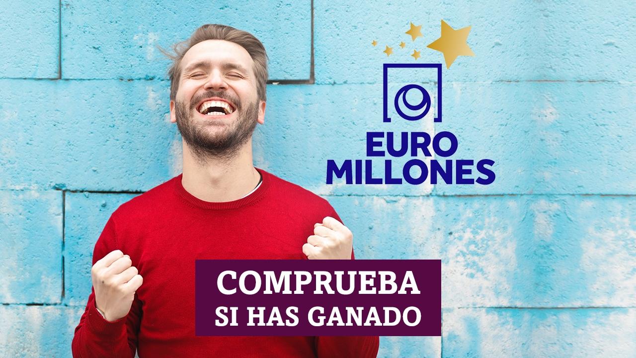Resultado del sorteo de Euromillones del viernes, 26 de marzo de 2021