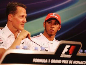F1: Lewis Hamilton, ante la historia: un 2021 para superar a Michael Schumacher