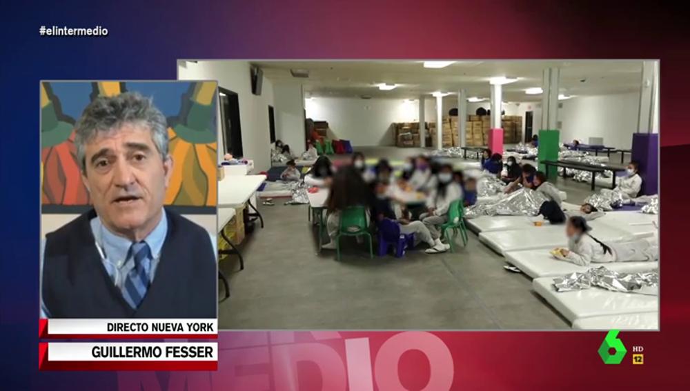 """La paradoja de la política migratoria de Biden: """"Ahora los niños se separan de sus padres antes de cruzar"""""""