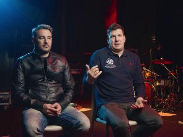 Andy y Lucas confiesan que su discográfica no les permitió hacer una colaboración con Camela