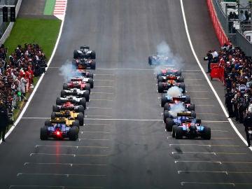 El cambio de reglamento en F1 en 2022 elevará la competitividad en la parrilla