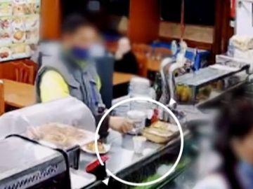 Detenido el ladrón que drogó a una camarera para robar una caja registradora