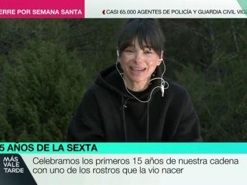 """Beatriz Montañez, sobre su cabaña: """"Las puertas de Niadela están abiertas para quien quiera venir"""""""