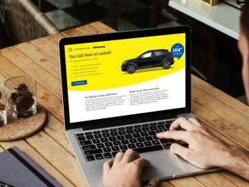 Imagen promocional de la oferta de vehículos de Lidl