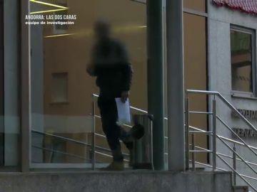 Imagen del servicio de inmigración de Andorra