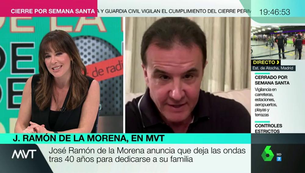 José Ramón de la Morena en MVT.