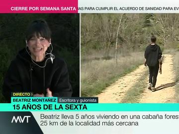 """Beatriz Montañez reconoce echar de menos el sexo: """"Después de tanto tiempo igual me acabo volviendo virgen"""""""