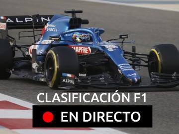 Clasificación Fórmula 1 del GP de Barein, en directo