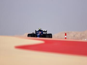 Fernando Alonso, en Baréin