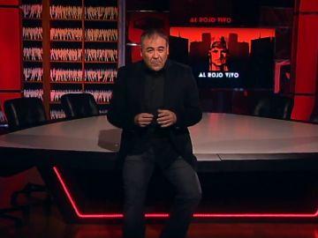 Imagen de Antonio García Ferreras en Al Rojo Vivo