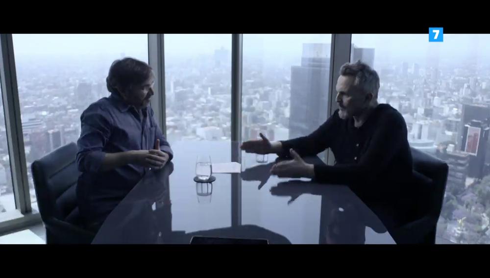 Miguel Bosé con Jordi Évole, muy pronto en laSexta