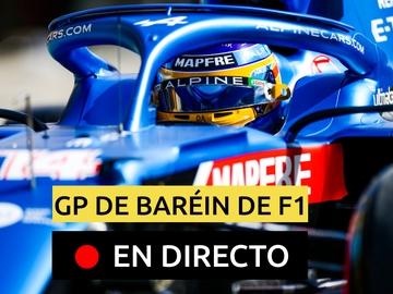 GP de Baréin, en directo