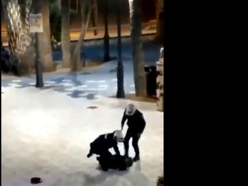 Polémica actuación policial en Benidorm