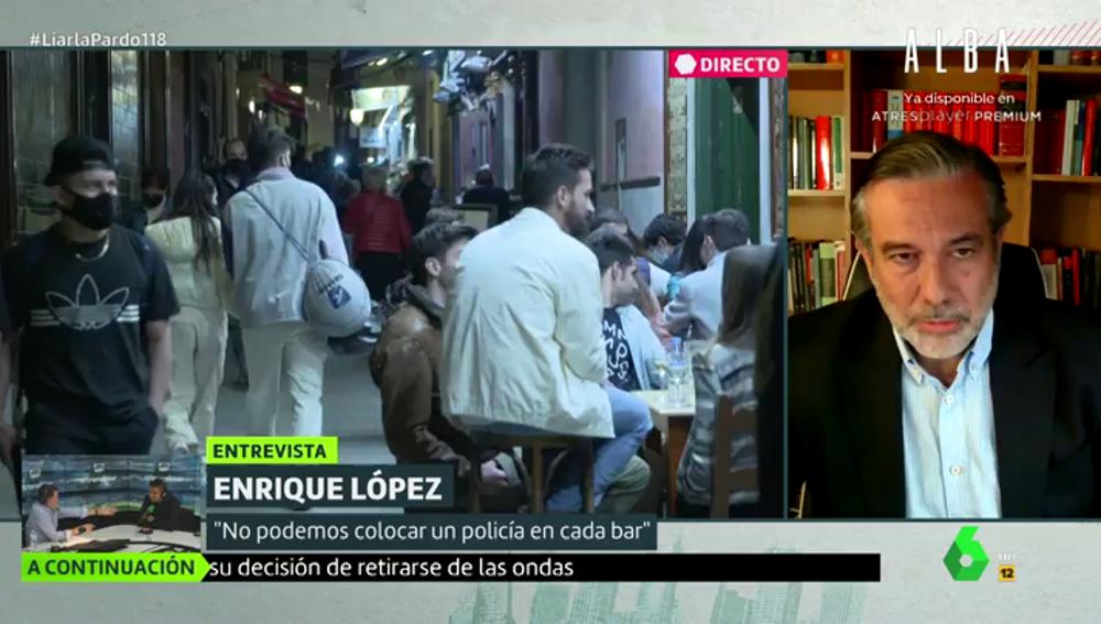 Enrique López