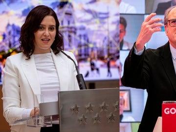 laSexta Noticias 20:00 (05-04-21) Barómetro CIS: PP y Vox empatarían a escaños con la izquierda en la Comunidad de Madrid