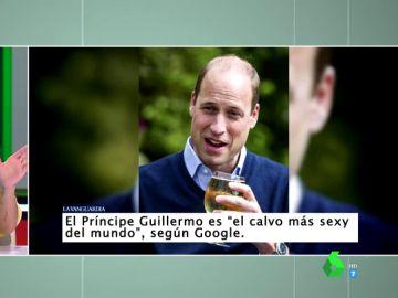 Del príncipe Guillermo a : el ránking de los calvos más 'sexys' del mundo