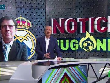 El Real Madrid denunciará Eufemiano Fuentes tras sus palabras en 'Lo de Évole'