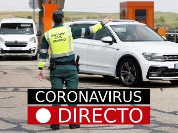 Vacuna de COVID-19 | Vacunación con AstraZeneca en España y medidas de Semana Santa, en directo