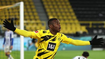 Moukoko, perla del Borussia Dortmund