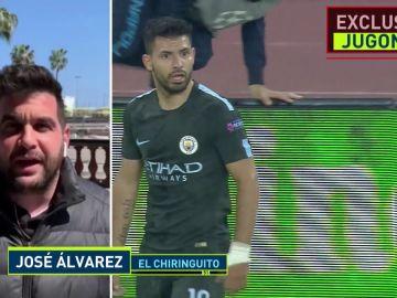 Exclusiva 'Jugones': el agente del 'Kun' Agüero está en Barcelona