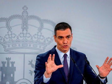 """Sánchez mantiene que no prorrogará el estado de alarma: """"El marco jurídico serán los tribunales y la Interterritorial"""""""