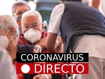 COVID-19 | Vacuna de AstraZeneca, Janssen y Pfizer en España por coronavirus, en directo