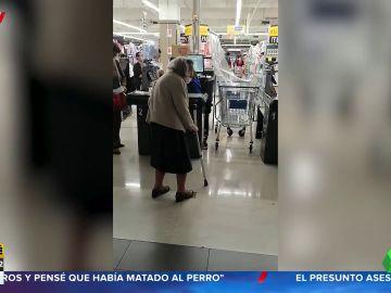 mujer 100 años