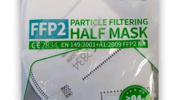 Varios sindicatos solicitan la retirada de un tipo de mascarilla FFP2 por incluir grafeno en su composición