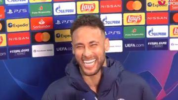 Indignante comentario machista de Neymar tras ganar al Bayern