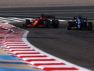 Ferrari y Alpine