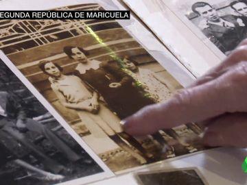 """Ángeles no olvida lo que le dijo su madre cuando le preguntó en 1931 """"qué era"""" aquella II República que se estaba proclamando"""