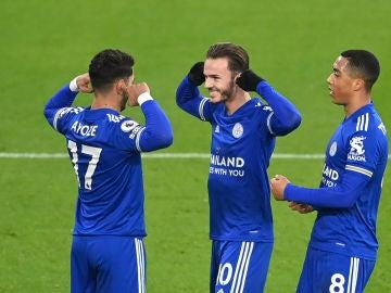 Lío en el Leicester City: tres futbolistas organizan una fiesta ilegal con 20 personas