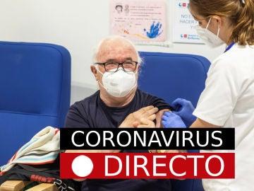 Vacuna COVID-19   AstraZeneca, Janssen, Pfizer y nuevas medidas por coronavirus, en directo