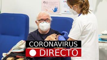 Vacuna COVID-19 | AstraZeneca, Janssen, Pfizer y nuevas medidas por coronavirus, en directo