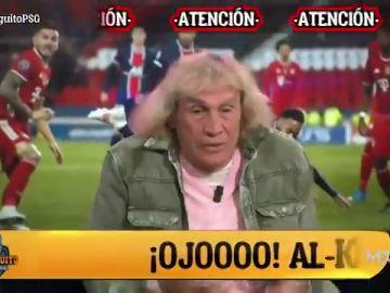 """Gatti: """"El PSG nunca será más que el Real Madrid o Barça"""""""