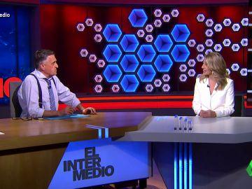 El Intermedio (15-04-21) La broma de Wyoming que termina con un dardo de Yolanda Díaz a algunos políticos