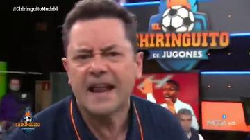 Tomás Roncero se atreve con una versión madridista de 'Hey Jude' de Los Beatles