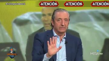 """Josep Pedrerol pide perdón: """"Zidane es el mejor entrenador del mundo"""""""