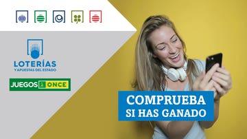Resultados de los sorteos de Primitiva, Lotería Nacional, Bonoloto, Sueldazo de la ONCE, Triplex y Super ONCE del sábado 17 de abril de 2021