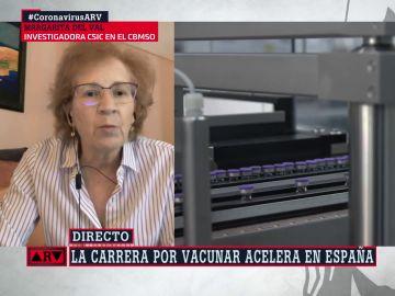 Margarita del Val en Al Rojo Vivo