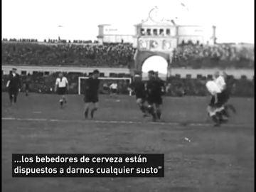 Historia del partido de fútbol que enfrentó a la selección republicana y a la Alemania nazi con un resultado profético