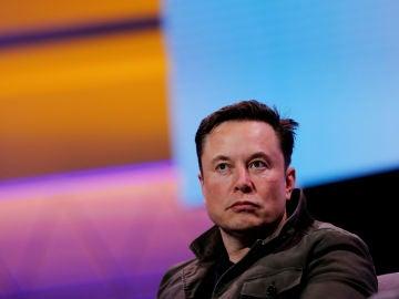 Elon Musk, dueño de Tesla y SpaceX