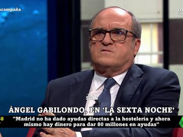 RESTRICCIONES ÁNGEL GABILONDO