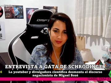 Rocío Vidal habla en laSexta Noche