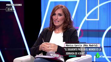 Mónica García diferencias Podemos