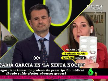 Boticaría García en laSexta Noche
