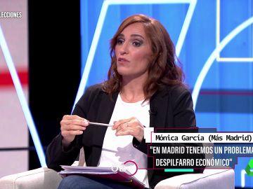 Mónica García en El Objetivo